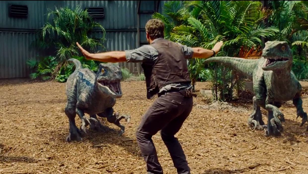 Paleontologists Give Jurassic World Science Thumbs Down Cbs News