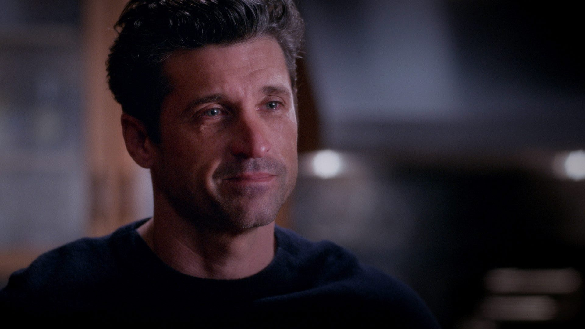 Patrick Dempsey And Shonda Rhimes On Shocking Greys Anatomy Exit