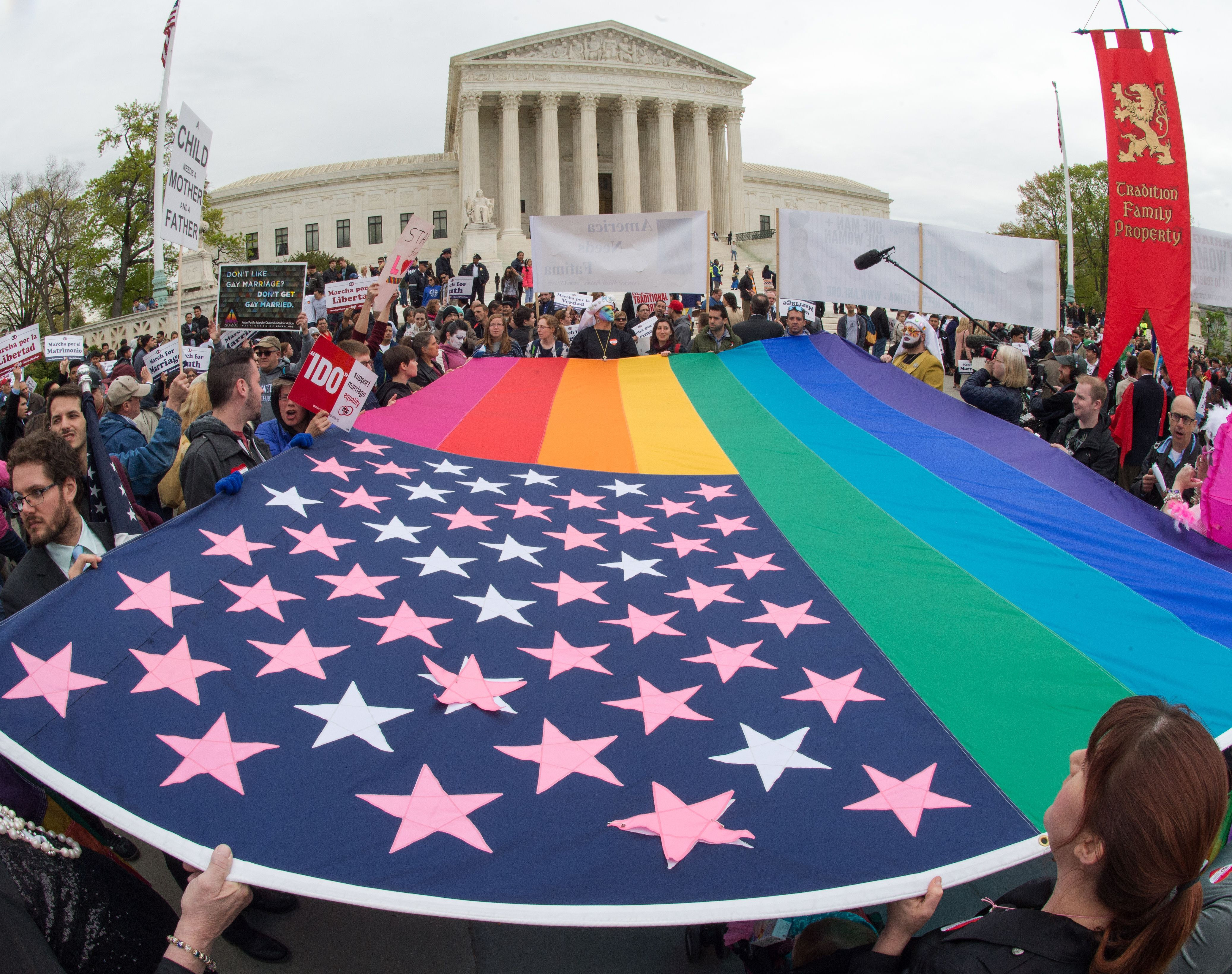 from Brennan supreme court rulings on gay marriage