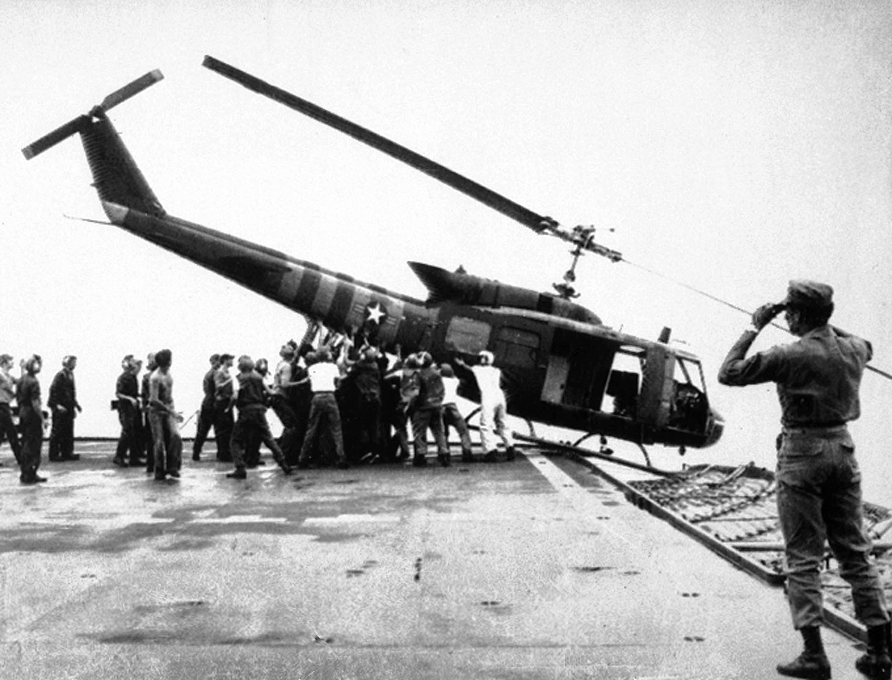 fall of saigon end of the vietnam war history essay One of the most iconic images from the fall of saigon did not happen in saigon why the us ditched helicopters during withdrawal from vietnam war instant articles news apr 15 war history online.