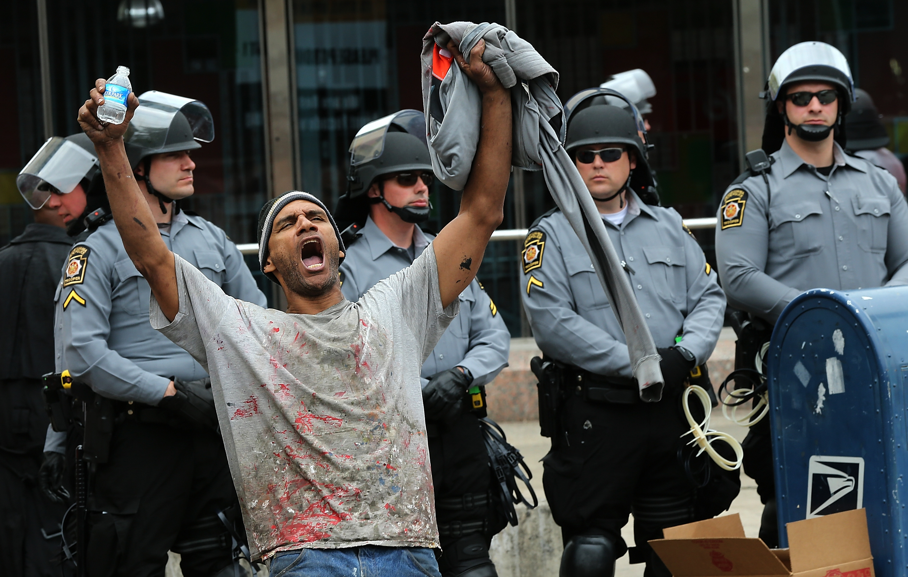 CBS News/New York Times poll: Race relations in America