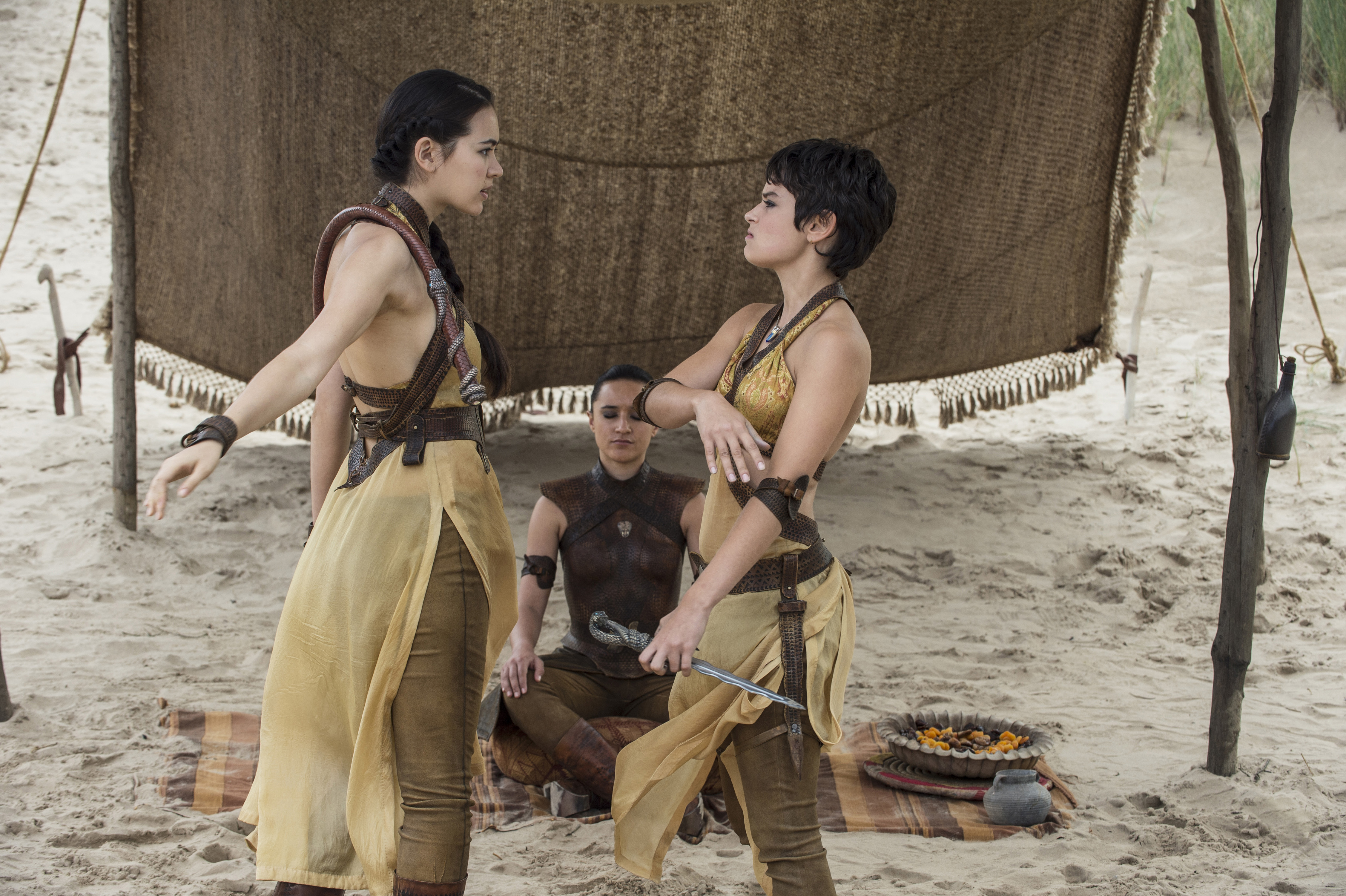 Game Of Thrones Recap Sand Snakes And Sons Of The Harpy Cbs News
