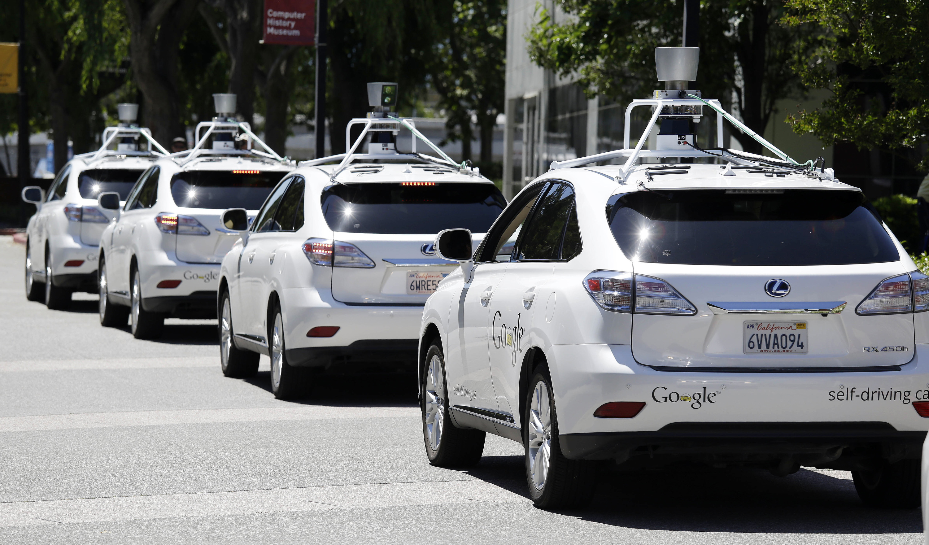 Self Driving Cab >> Will Self Driving Cars Put Cab Drivers Truckers Out Of Business