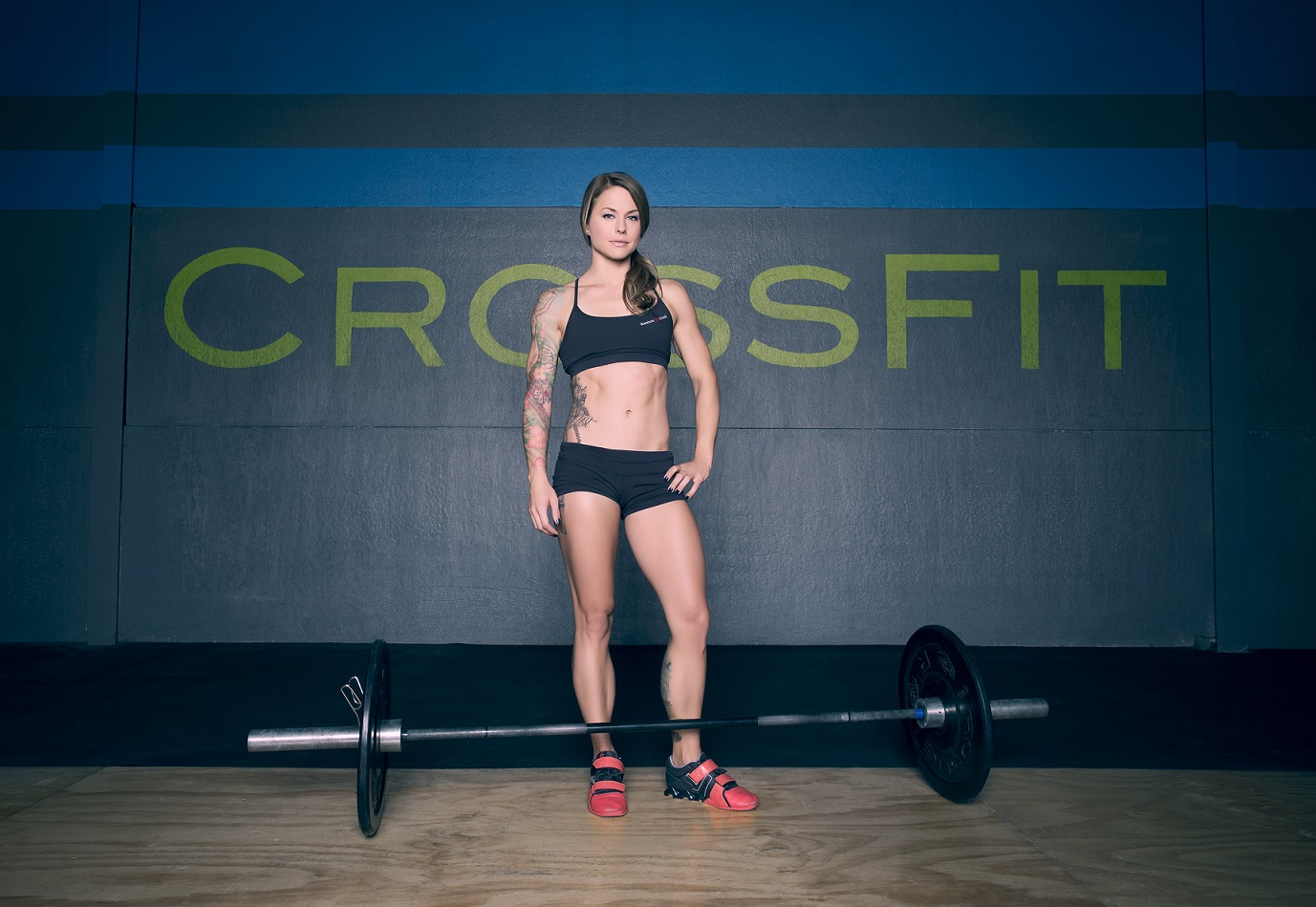 Christmas Abbott.Crossfit Icon Christmas Abbott S Journey From Front Line To