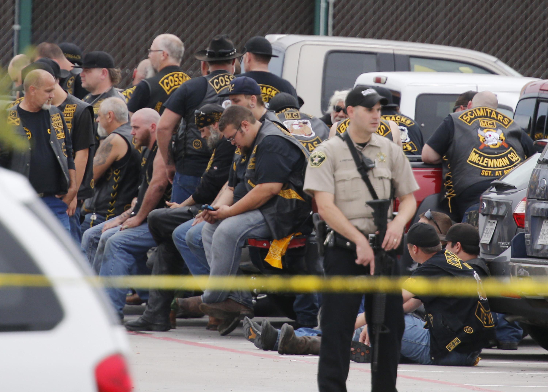 Waco police: Several people killed in biker gangs' shootout