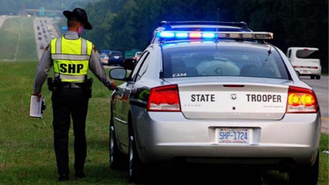 North Carolina Supreme Court Considers Case Of Trooper