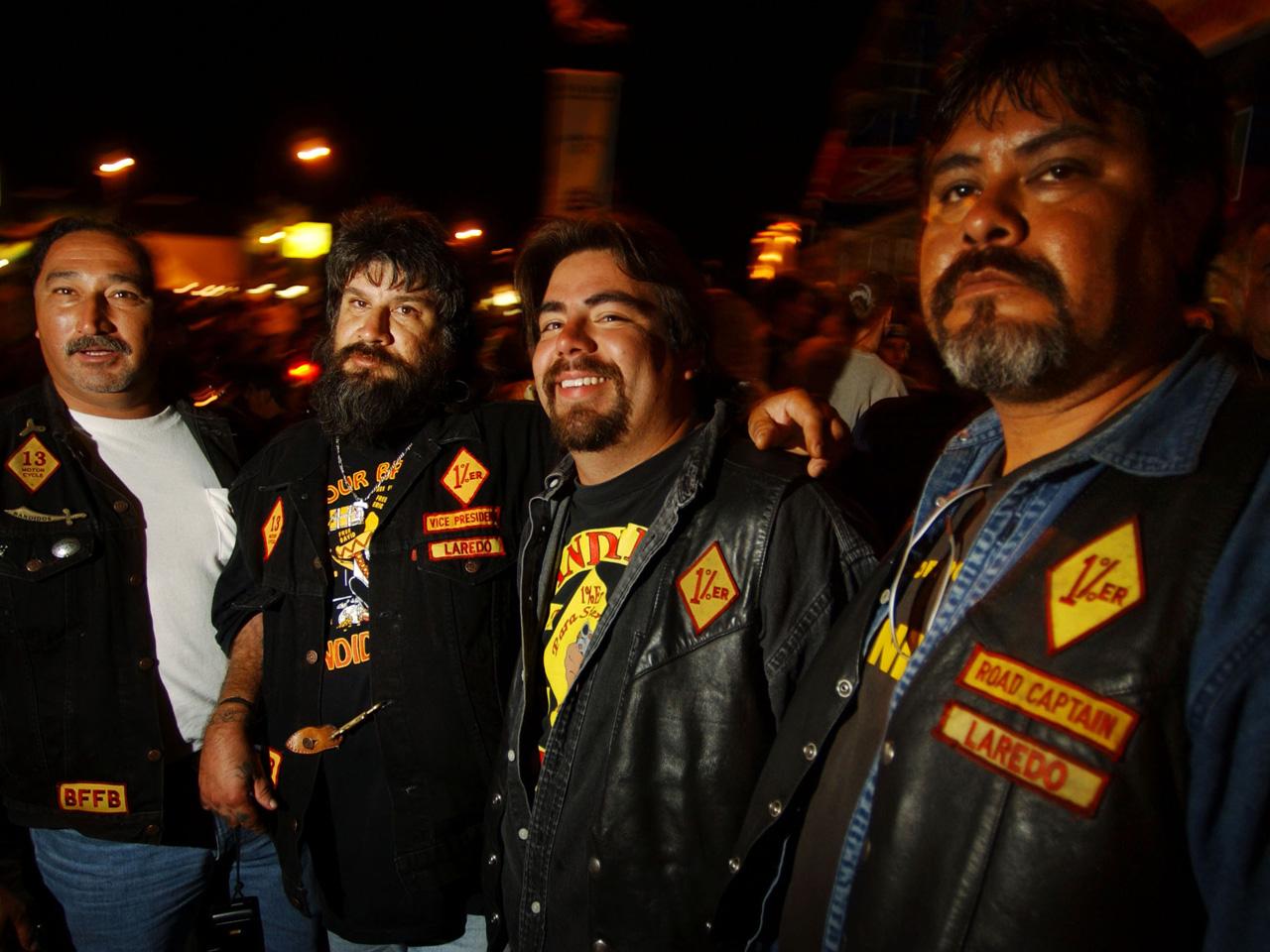 Bandidos vs  Cossacks: The biker gang war Texas warned of - CBS News