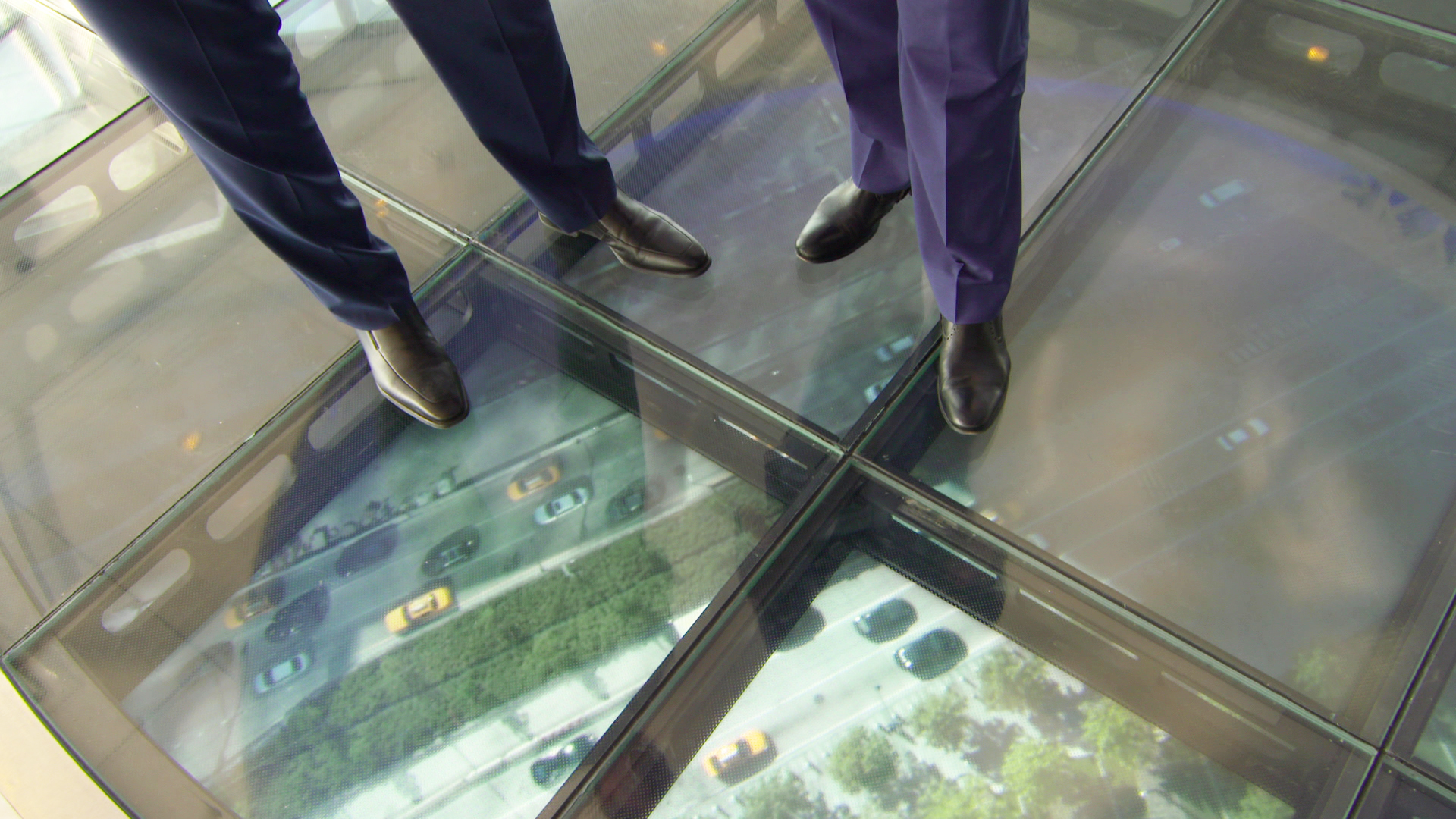 Cool Tech At The Top Of One World Trade Center Cbs News
