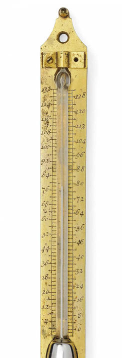 first mercury thermometer - photo #4