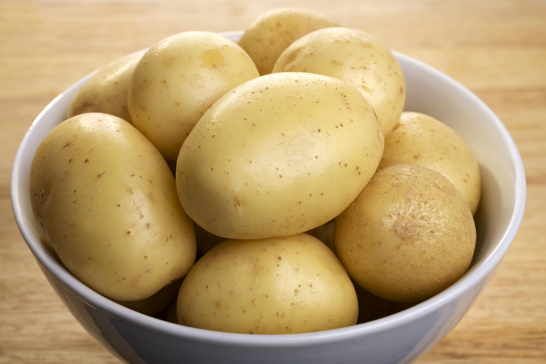 russet potato on high blood pressure diet