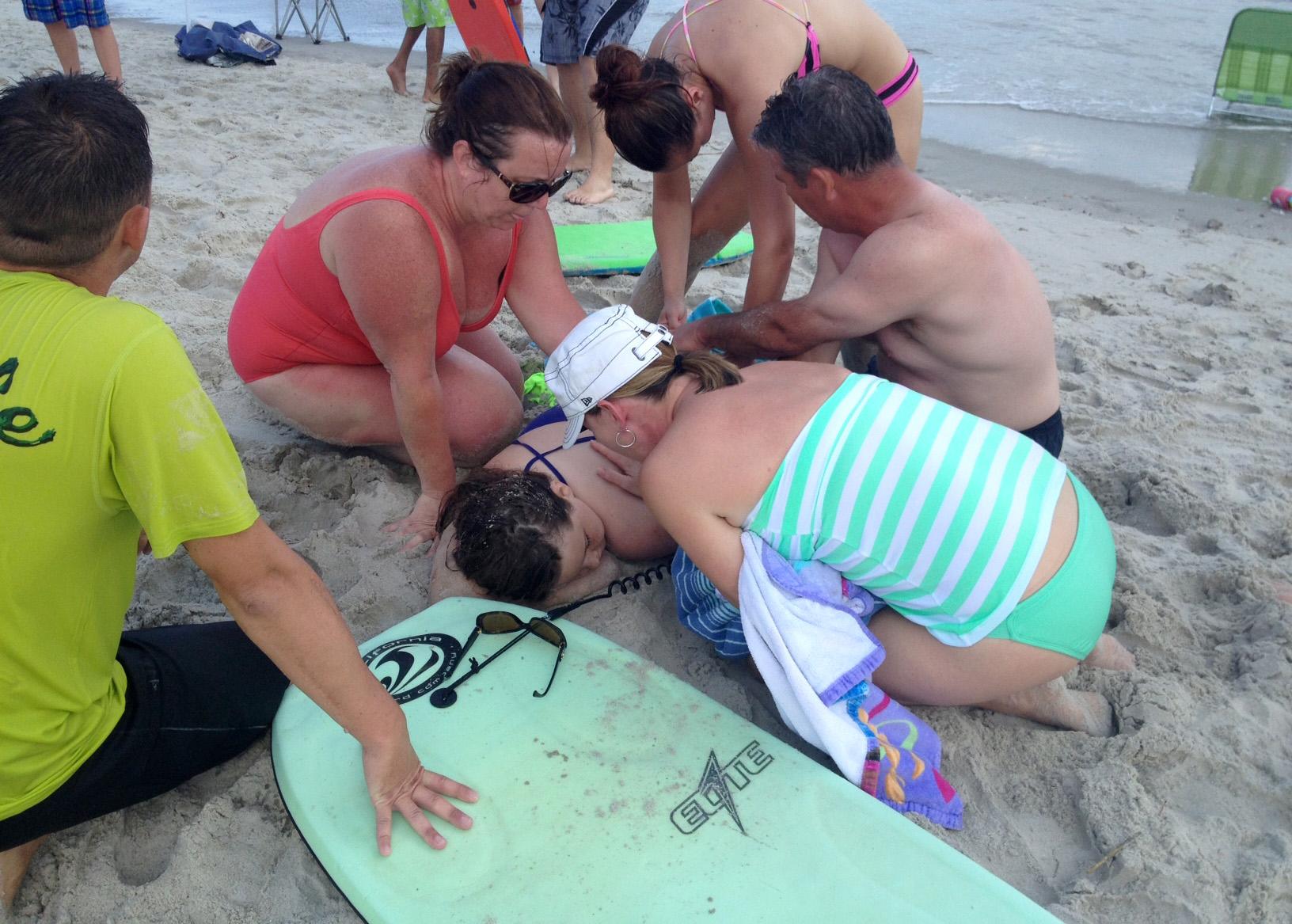 Latest On Oak Island Shark Attacks