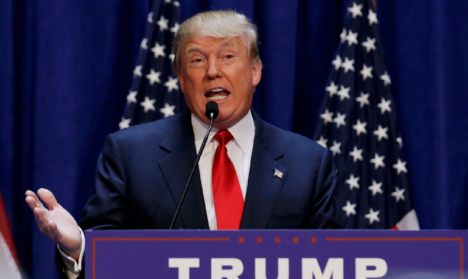 Donald Trump Is Running For President In 2016 Cbs News