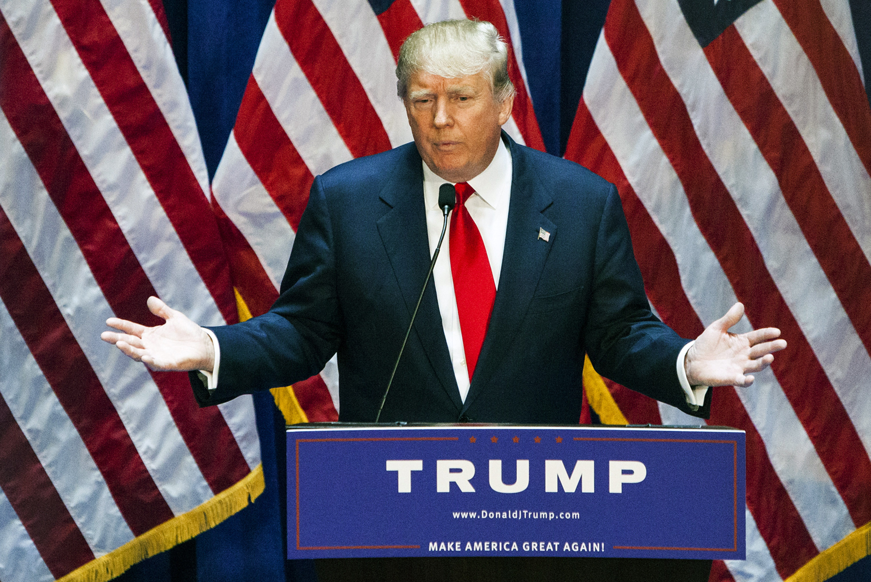 Donald Trump Doesnt Have Clue About My >> Election 2016 Transcript Donald Trump Announces Presidential