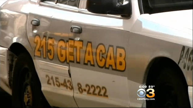Philadelphia Police Looking For Suspect In Theft Of Ten Taxi Cabs