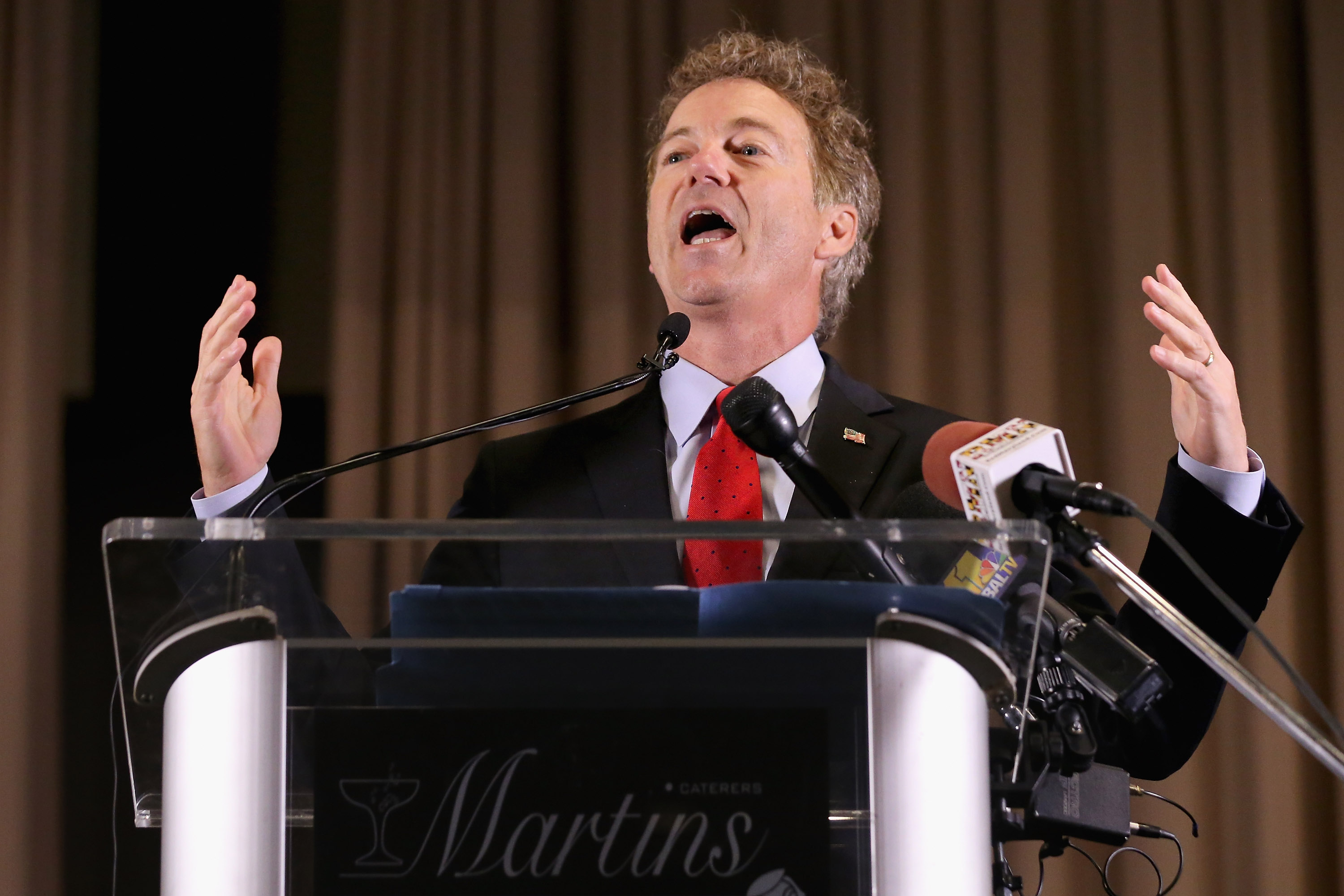election 2016 rand paul blow up the tax code and start over