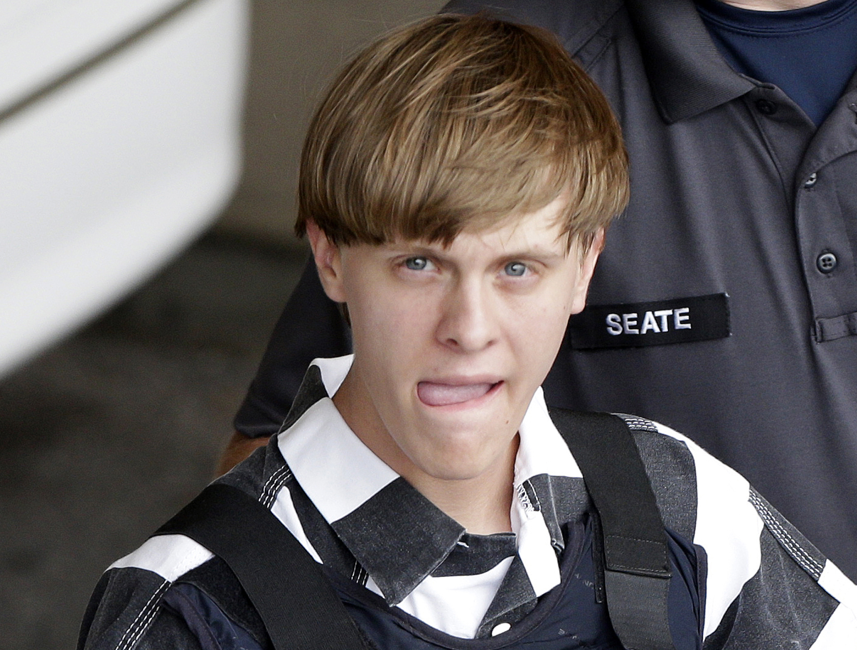 Was the South Carolina shooting at an African-American