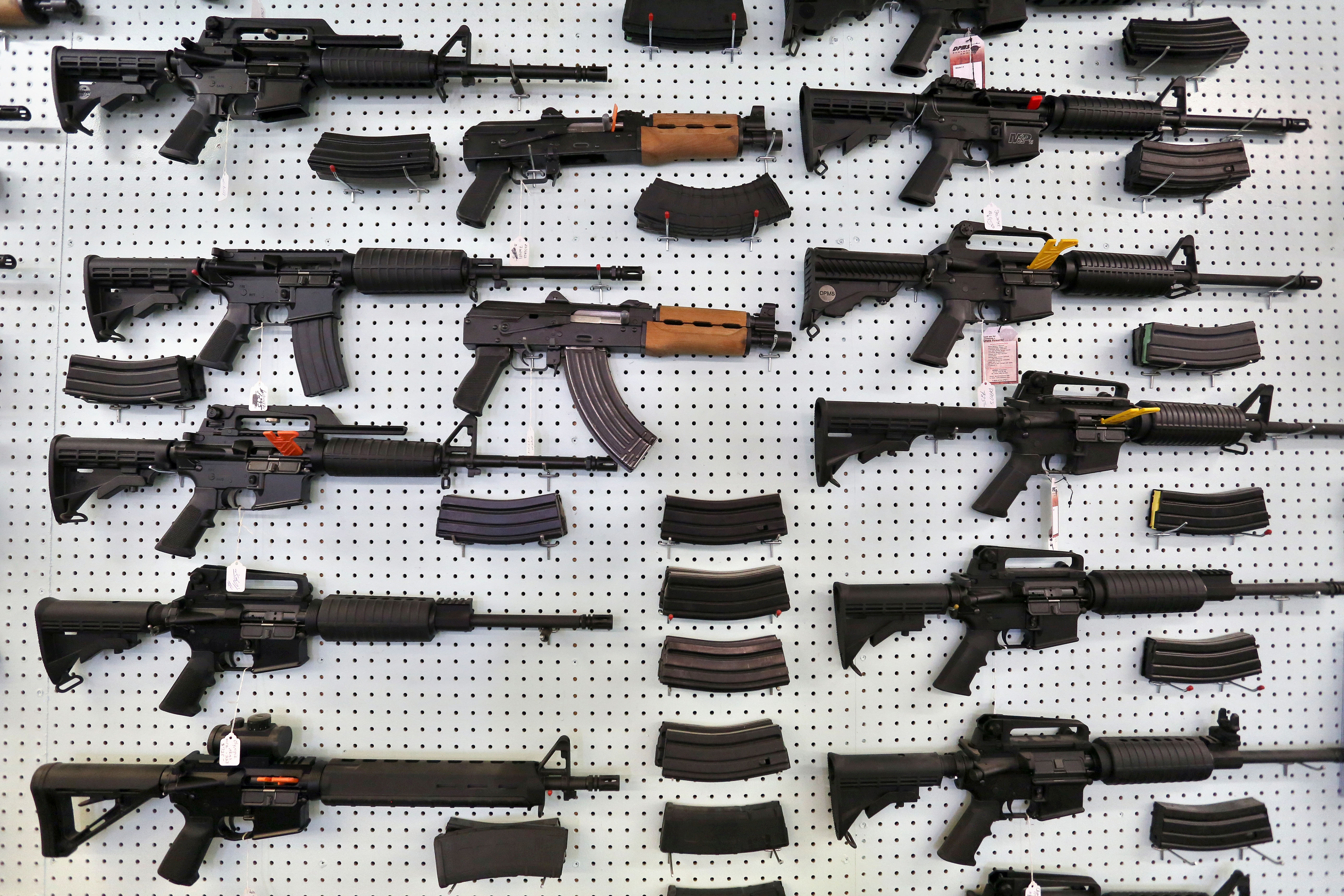 Bloomberg Backed Group Presents Gun Safety Proposal To White House