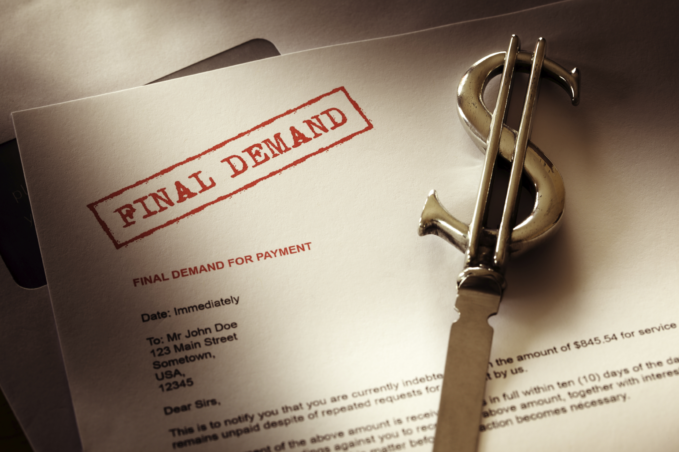 Debt Collection Agency >> 7 things debt collectors aren't allowed to do - CBS News