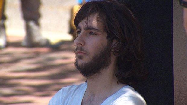 Man with meat cleaver detained outside Dzhokhar Tsarnaev sentencing
