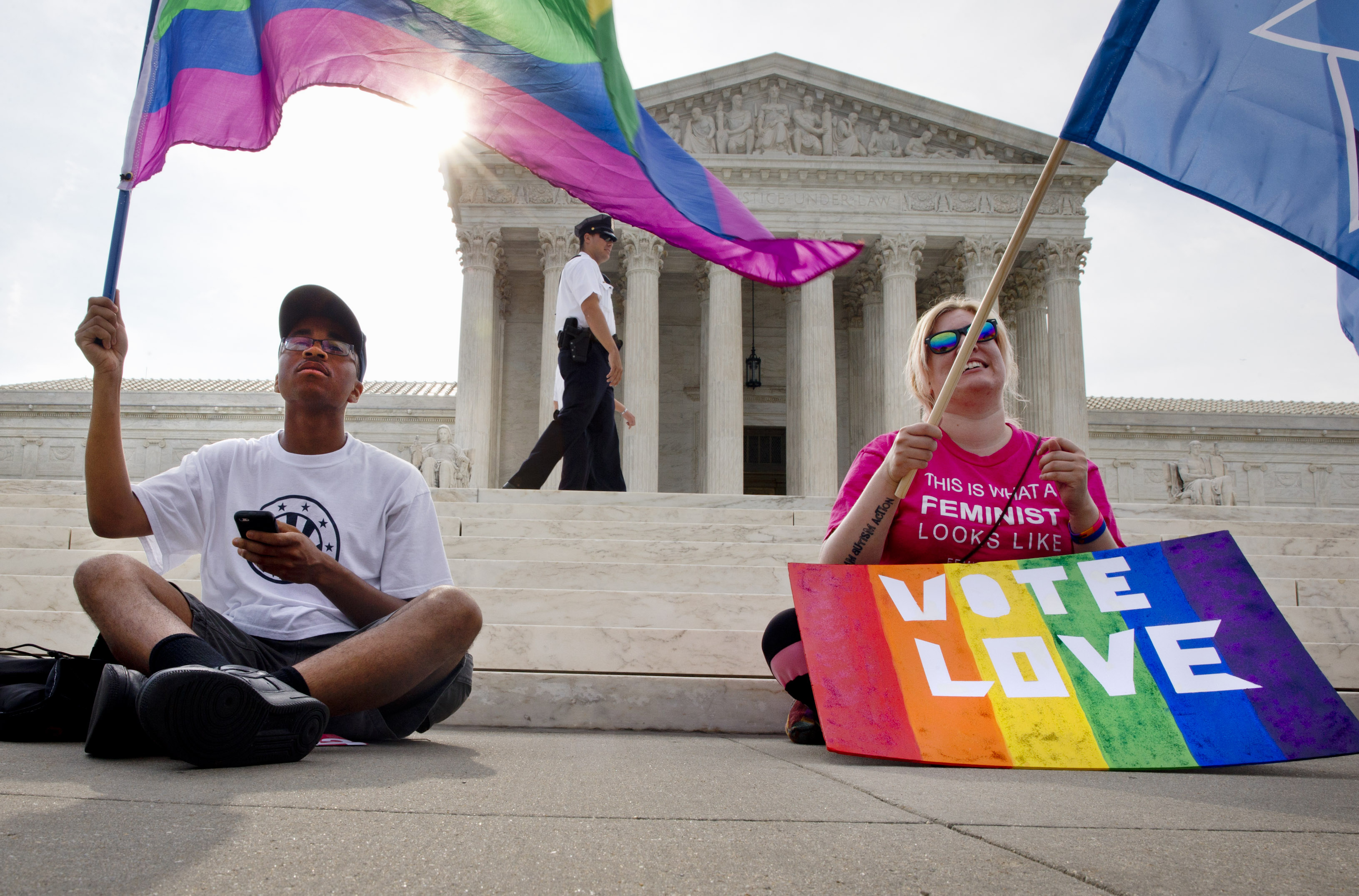 Love wins supreme court ruling