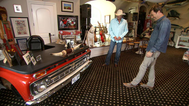 Alan Jackson Garage : Alan jackson country s storyteller cbs news