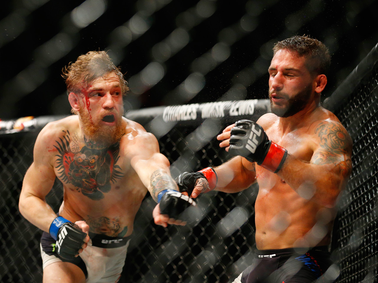 singles in mcgregor Conor mcgregor dating history relationship info powered by: ora was the artist with the most number-one singles on the uk singles chart in 2012, with three con.