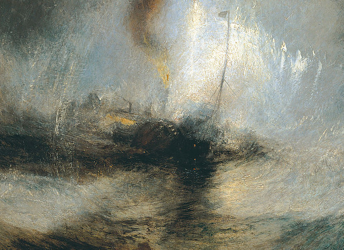 Famous Turner Paintings Of The Sea