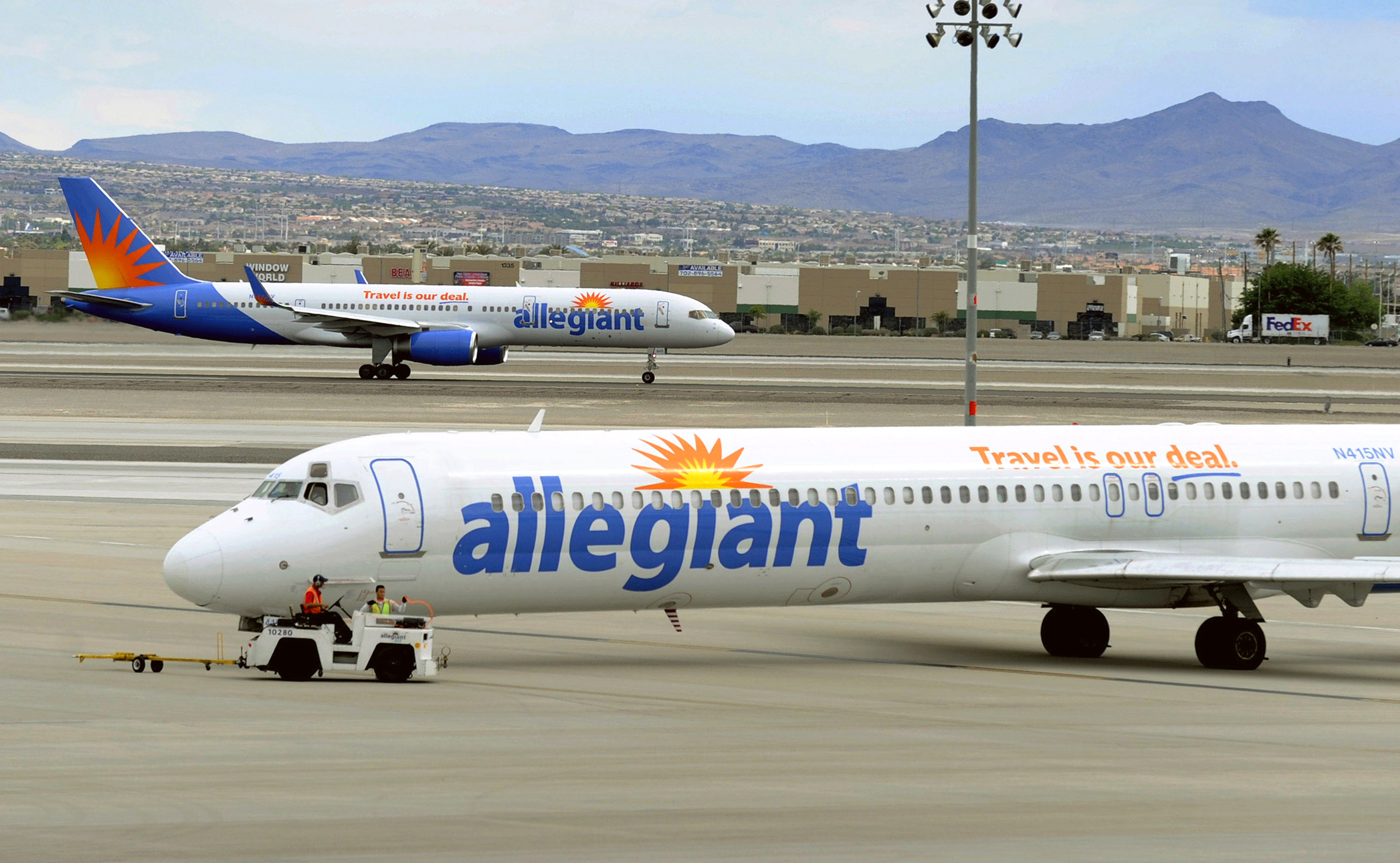 Image result for Allegiant Airlines