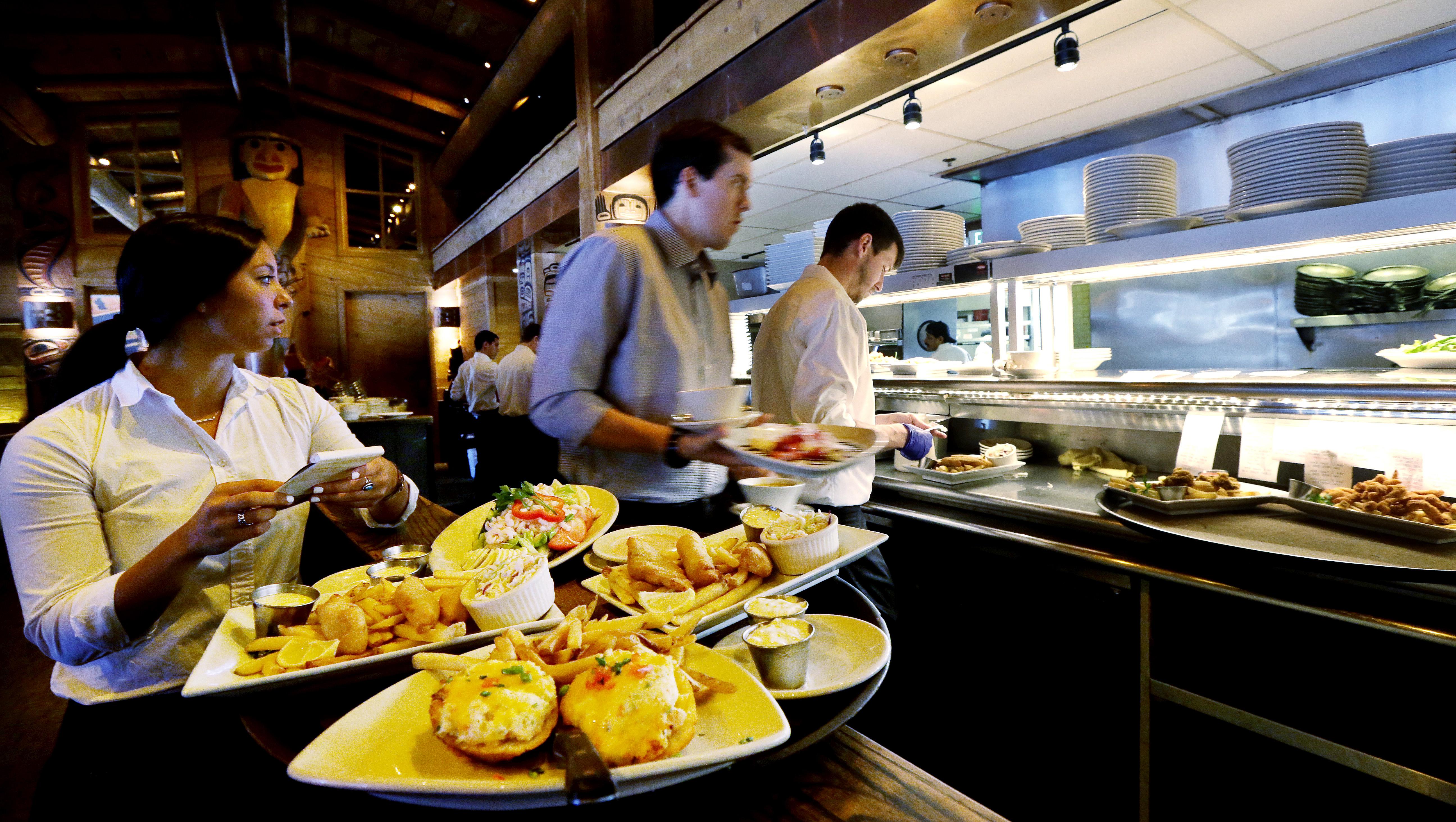 Higher Pay A Surprise Success For Seattle Restaurant Cbs News