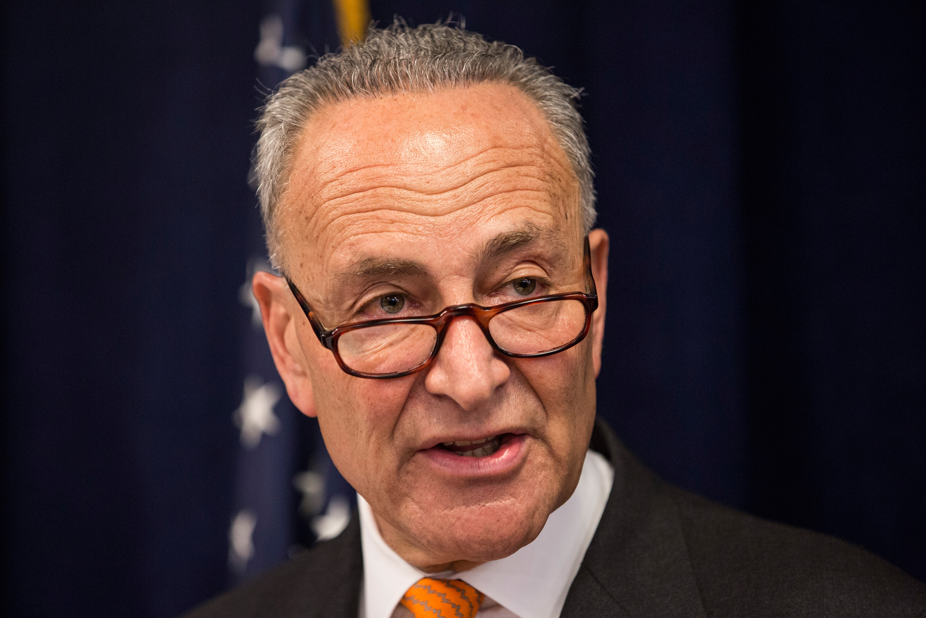 Chuck Schumer turns tables on Mitch McConnell on confirmation