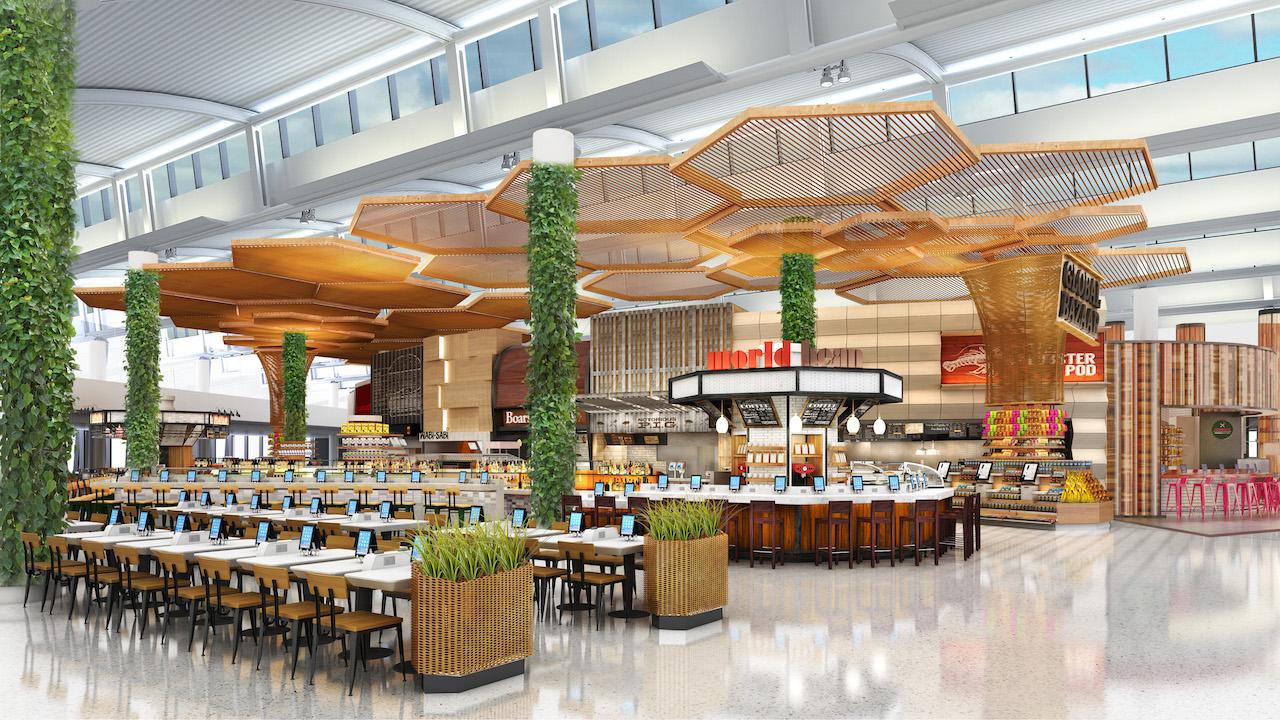 Hub Food Court