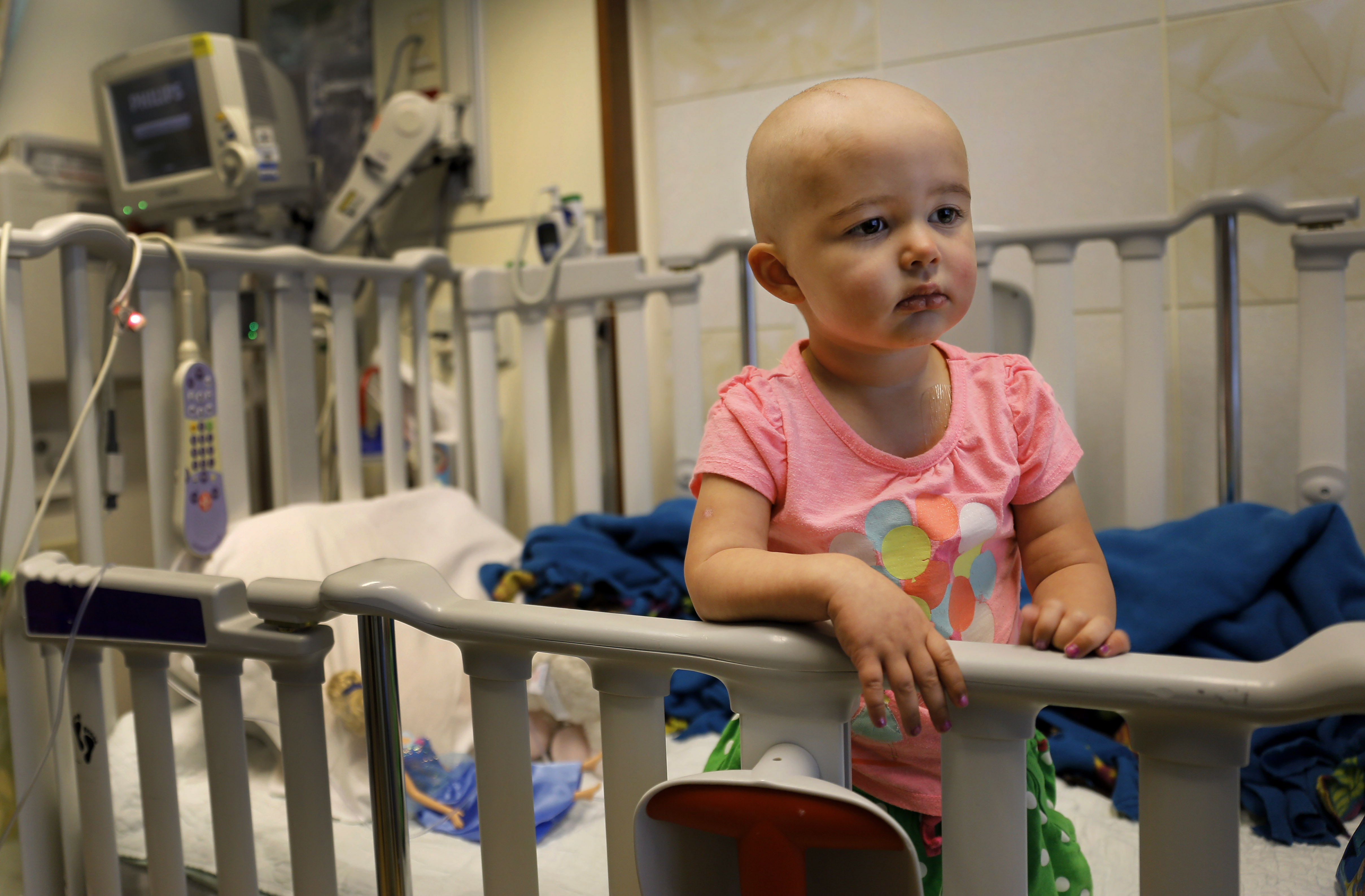 Kids with cancer get futuristic chance at saving fertility ...