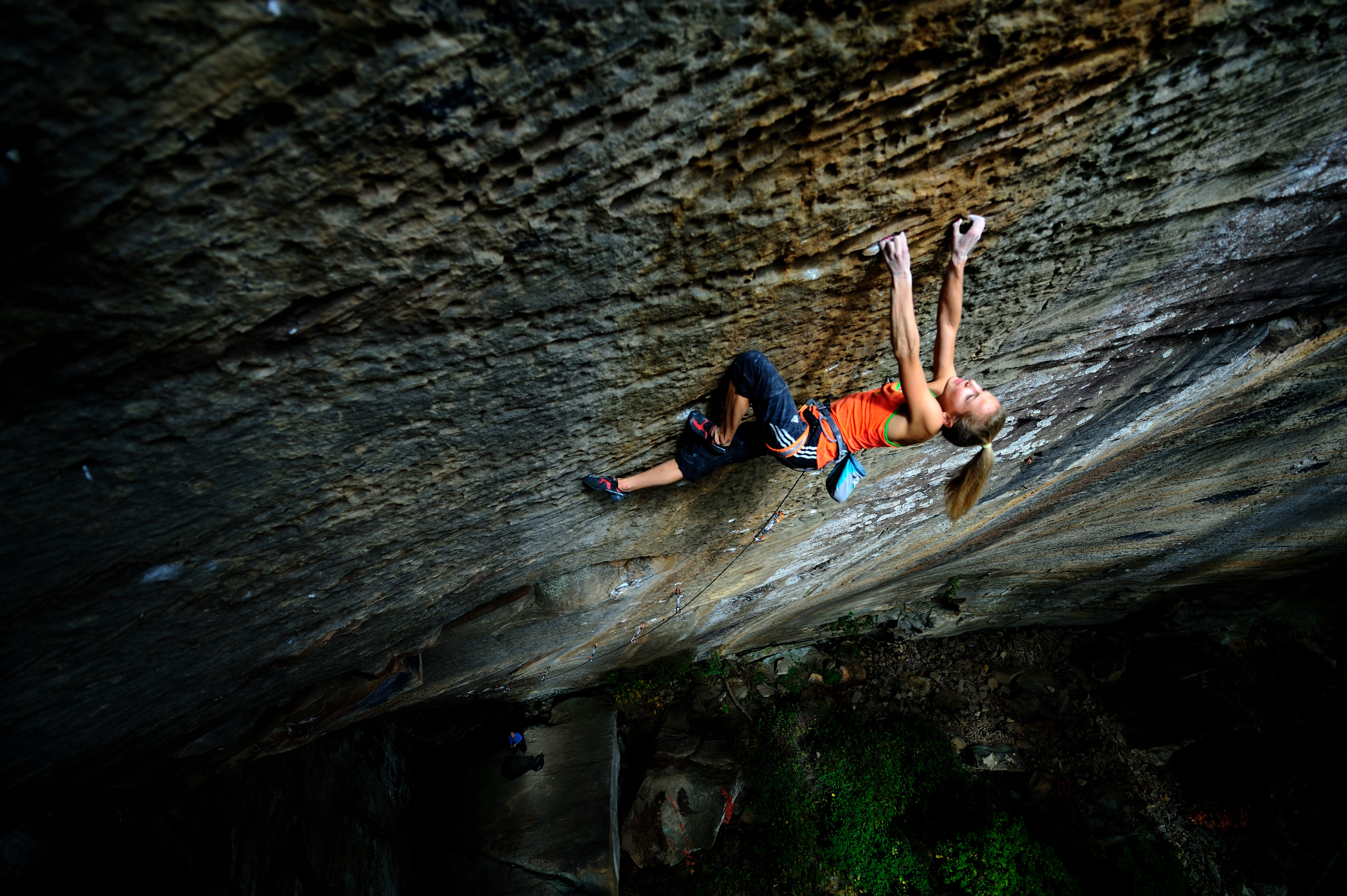 Climber Sasha Digiulian Aims To Be First Woman To Climb