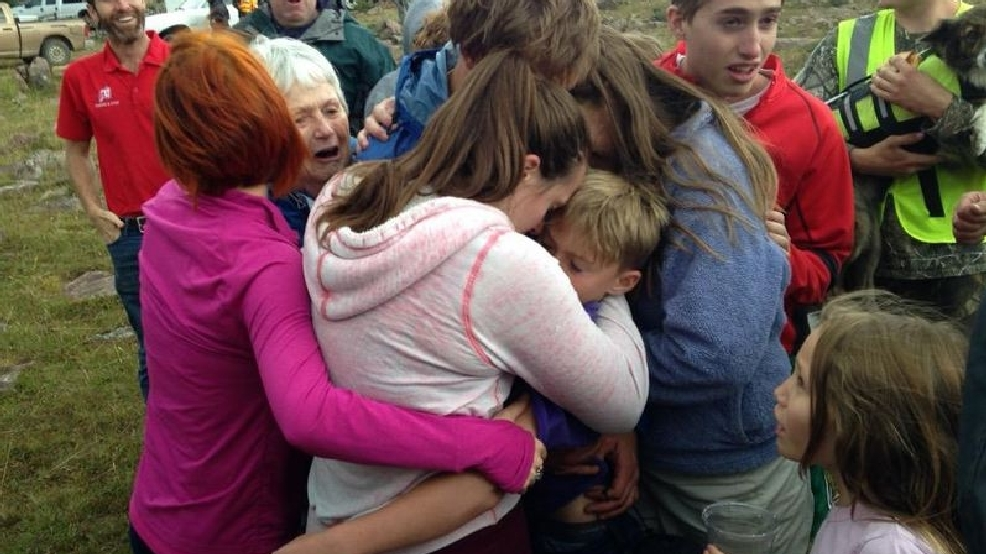 10-year-old boy missing in Utah forest found alive - CBS News