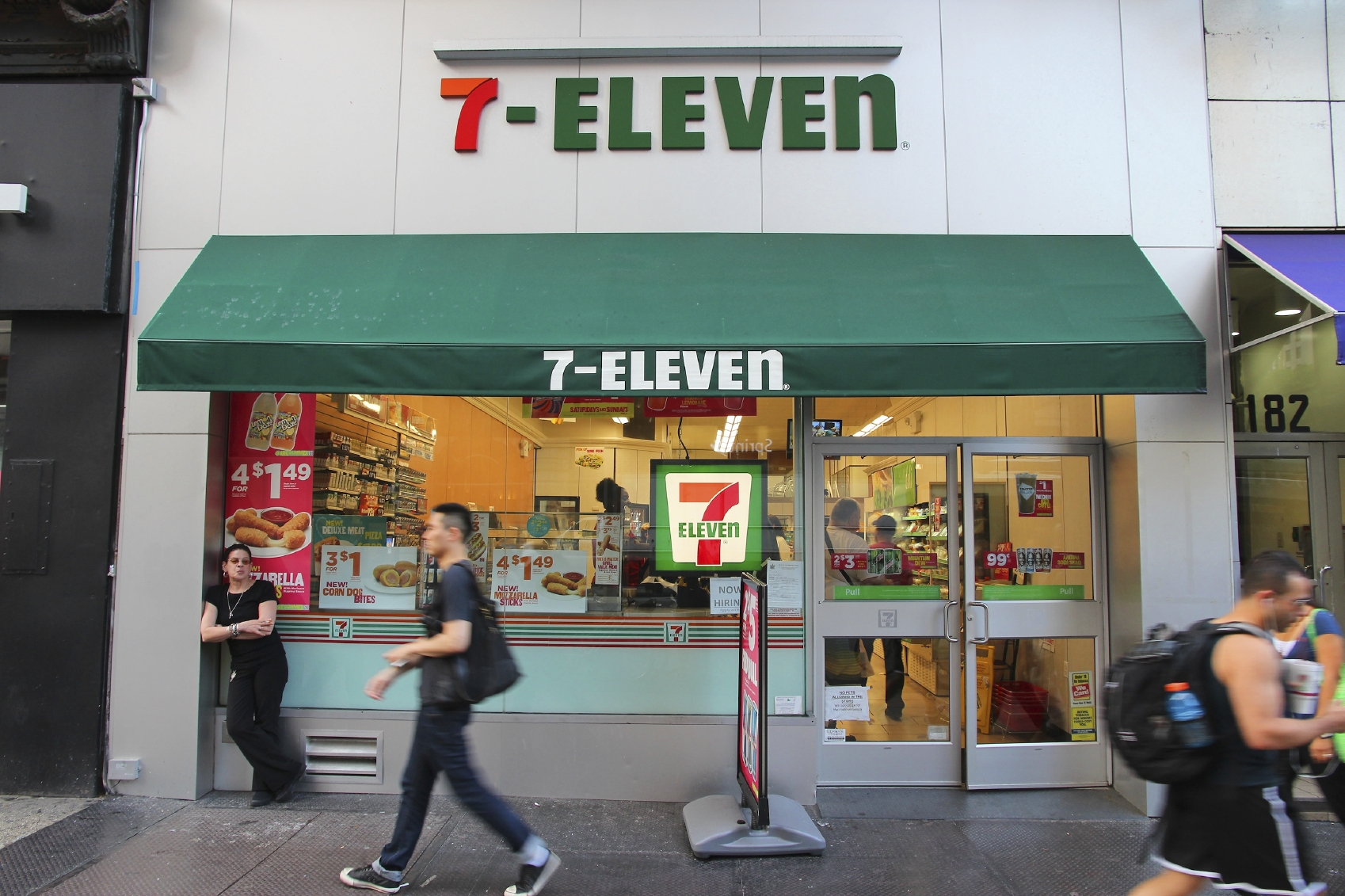 7 Eleven Expands Home Delivery In Several Cities CBS News