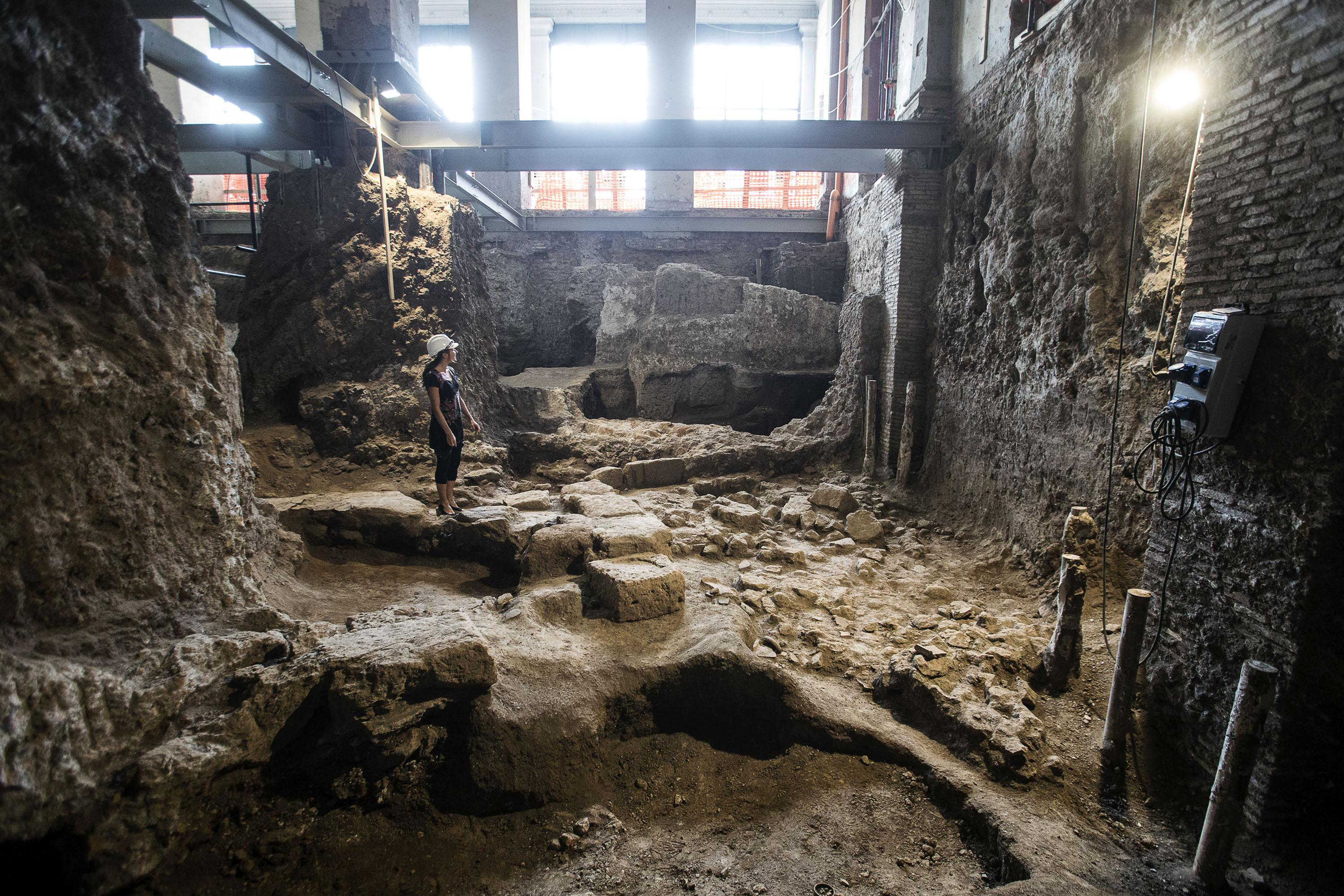 Excavation of Rome home leads to startling ancient discovery