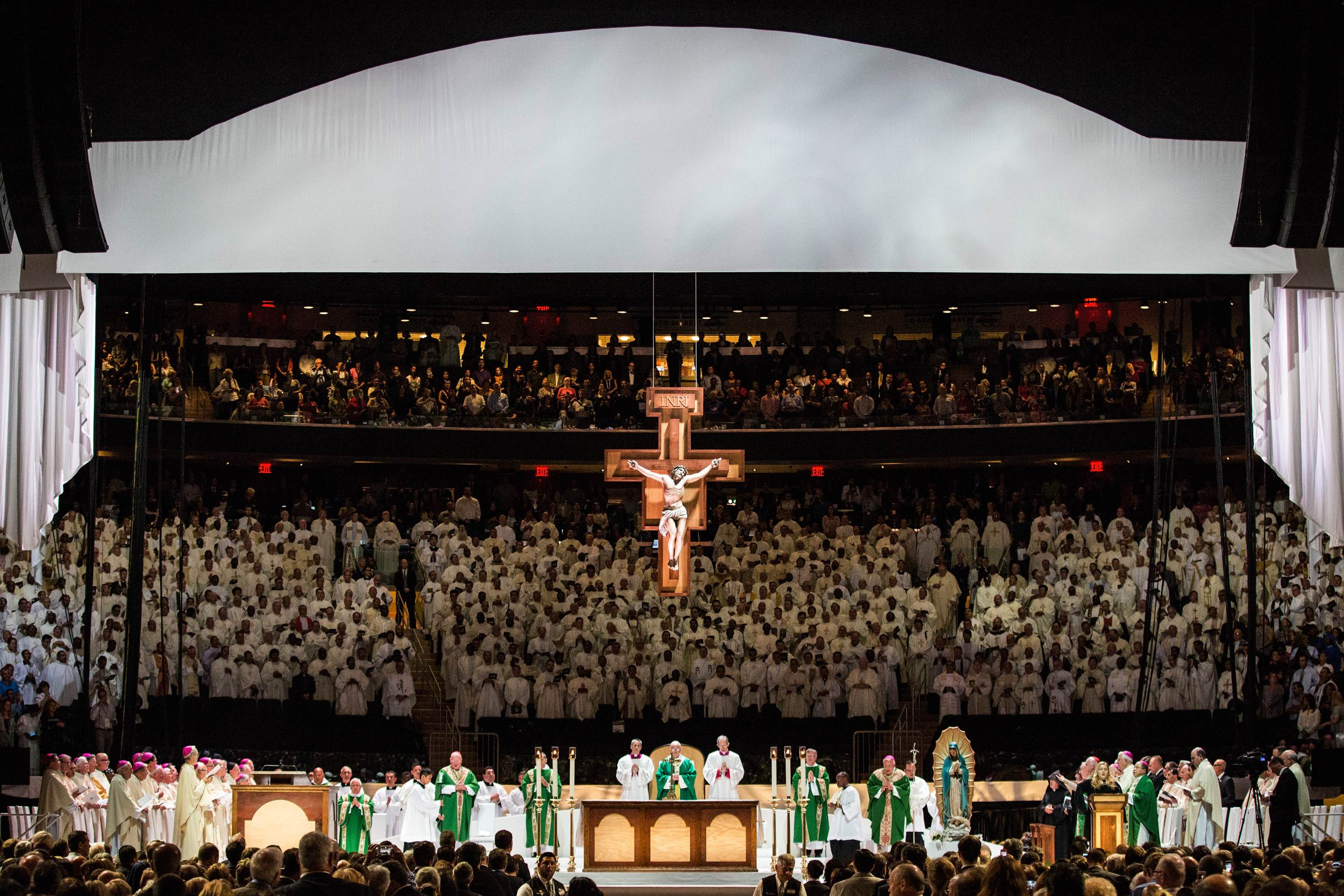 Pope Francis Concludes Busy Day In The Big Apple Cbs News