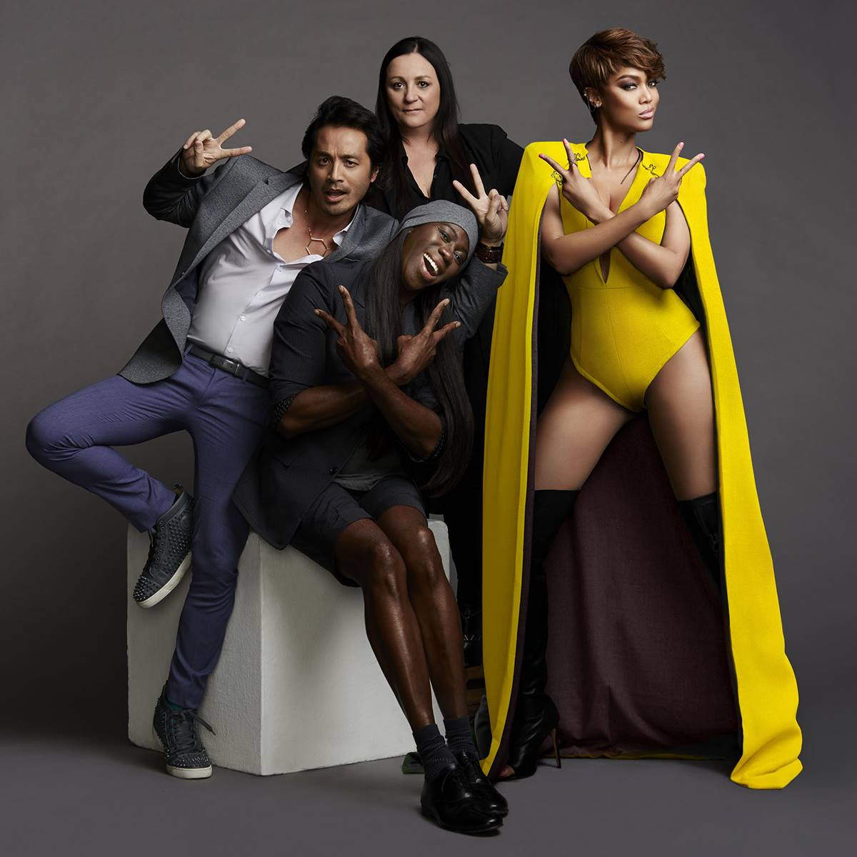 """Tyra Banks Antm: """"America's Next Top Model"""" To End After 12 Years"""
