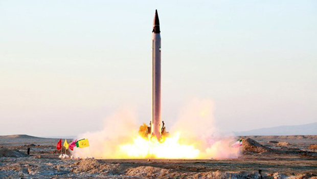 Iran ballistic missile test violated U N  sanctions, U S