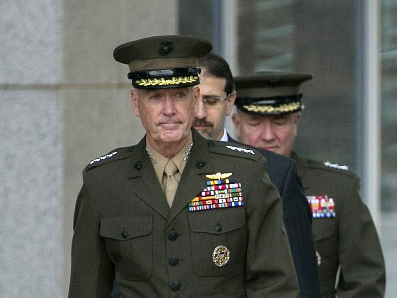 joint chiefs chairman general joseph dunford says russian airstrikes