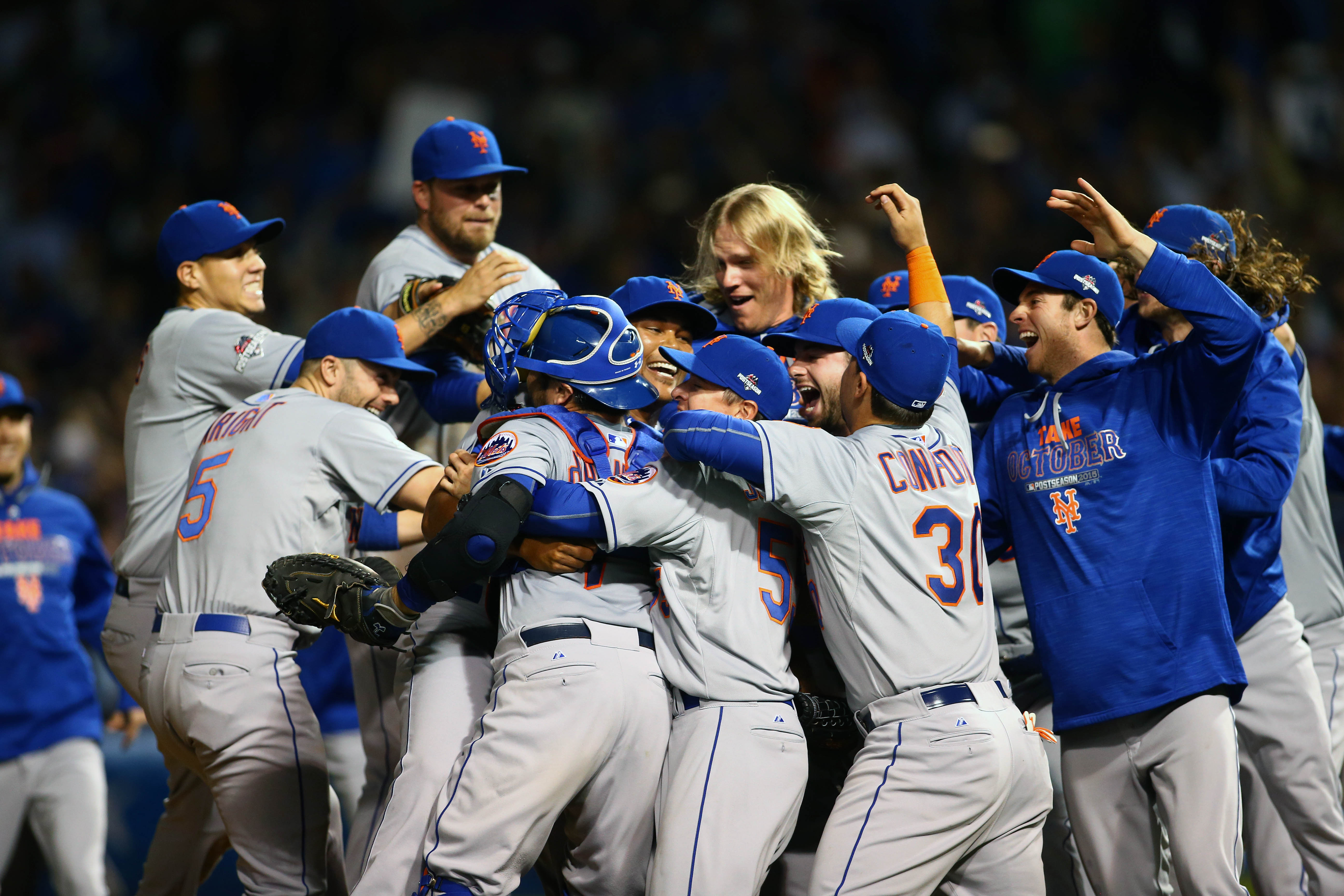ffb52f7a8e8 New York Mets sweep Chicago Cubs