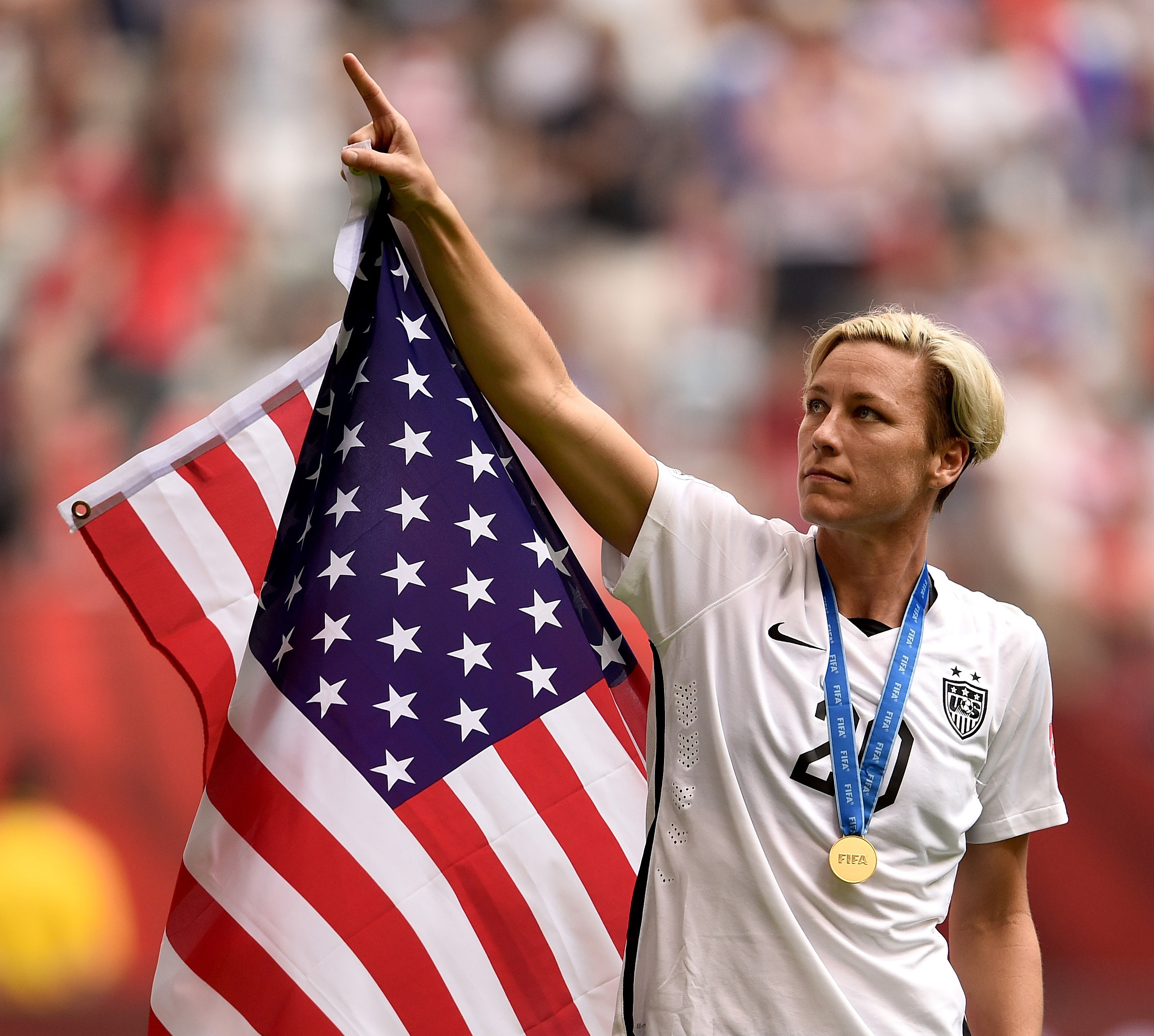 Abby Wambach The Quot Irreplaceable Quot Abby Wambach Pictures