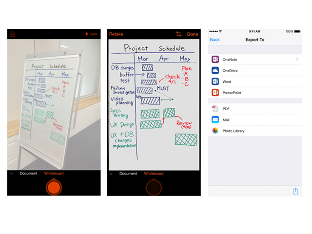 Microsoft's Office Lens is a snazzy scanner app