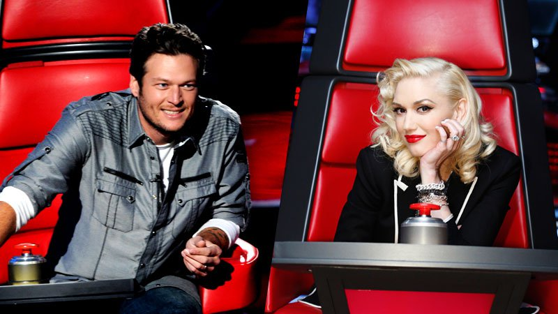 who was blake shelton dating before gwen different words for speed dating