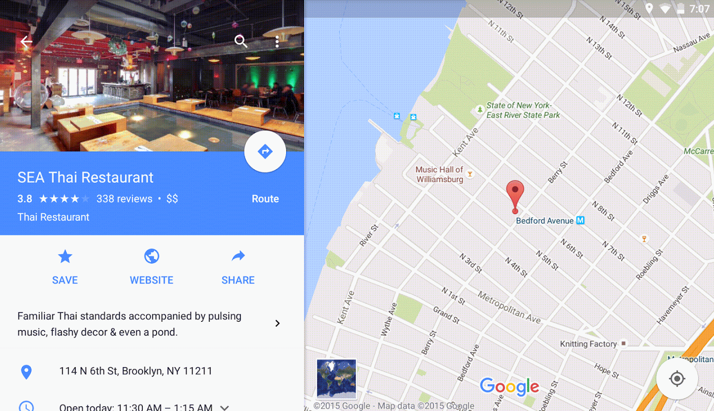 Now you can use Google Maps even when you lose your connection - CBS Google Maps Can on