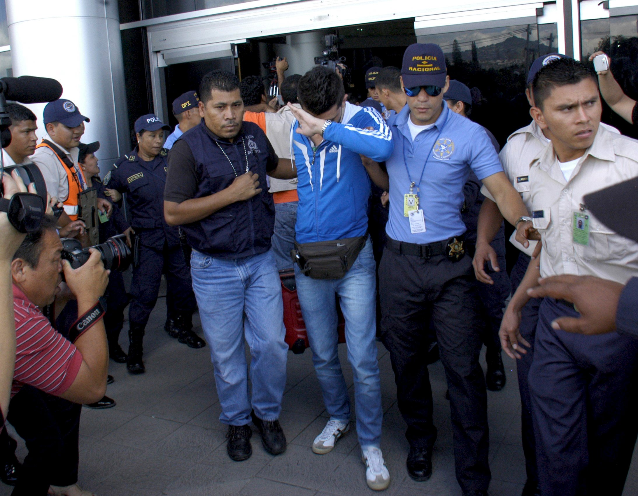 Honduras: Detained Syrians were seeking refuge in U.S.