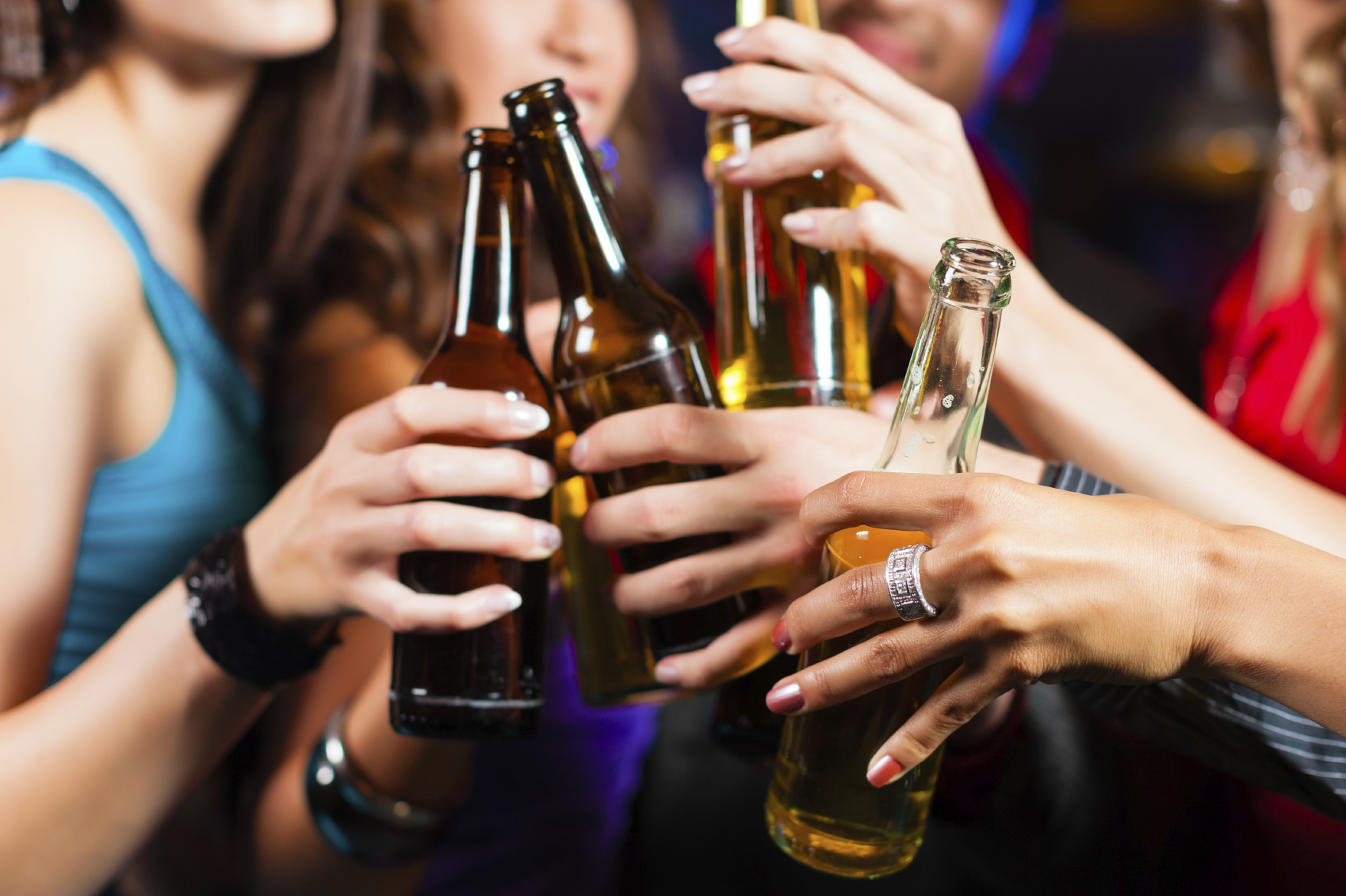 Alcohol use and abuse continue to spike, study finds
