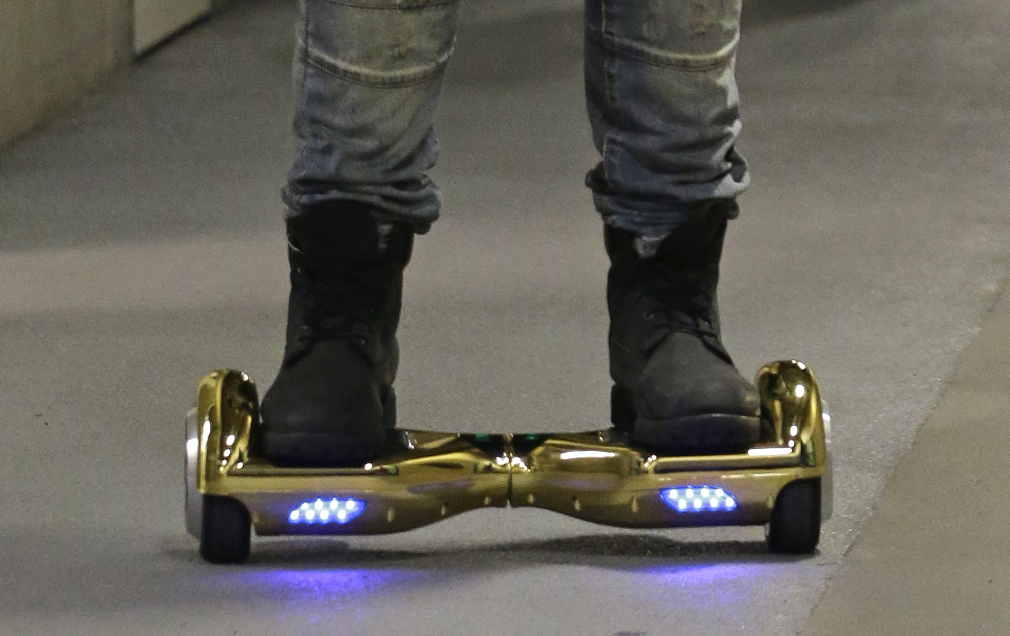 Holiday Must Have Gift Hoverboard Cause Safety Concerns