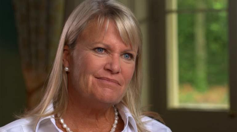 "Lee Barnett aka Alex Geldenhuys shares her story with ""48 Hours"""