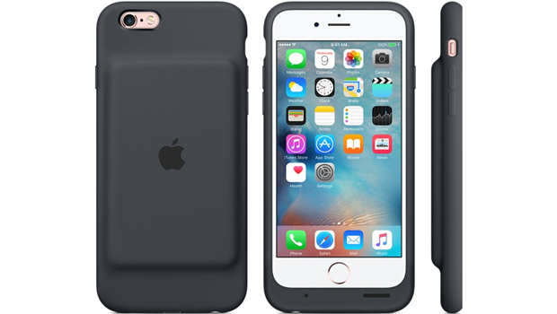 on sale 39681 e0231 Apple's new iPhone Smart Battery Case for iPhone 6, 6S nearly ...
